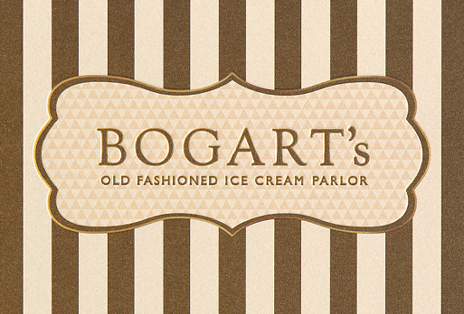 Bogart's / Stationary
