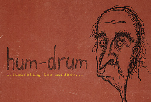 Hum-drum / Magazine and promo